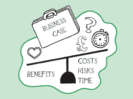 PRINCE2 themes - Business Case