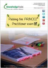 Pass PRINCE2 Practitioner exam ebook