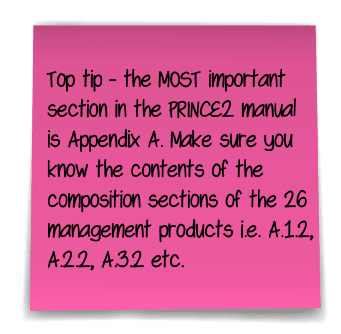 PRINCE2 Foundation exam tips