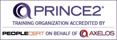 PRINCE2 Training Organization Logo PEOPLECERT