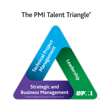 PMI Talent Triangle 3D min