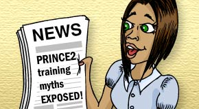 PRINCE2 training myths exposed